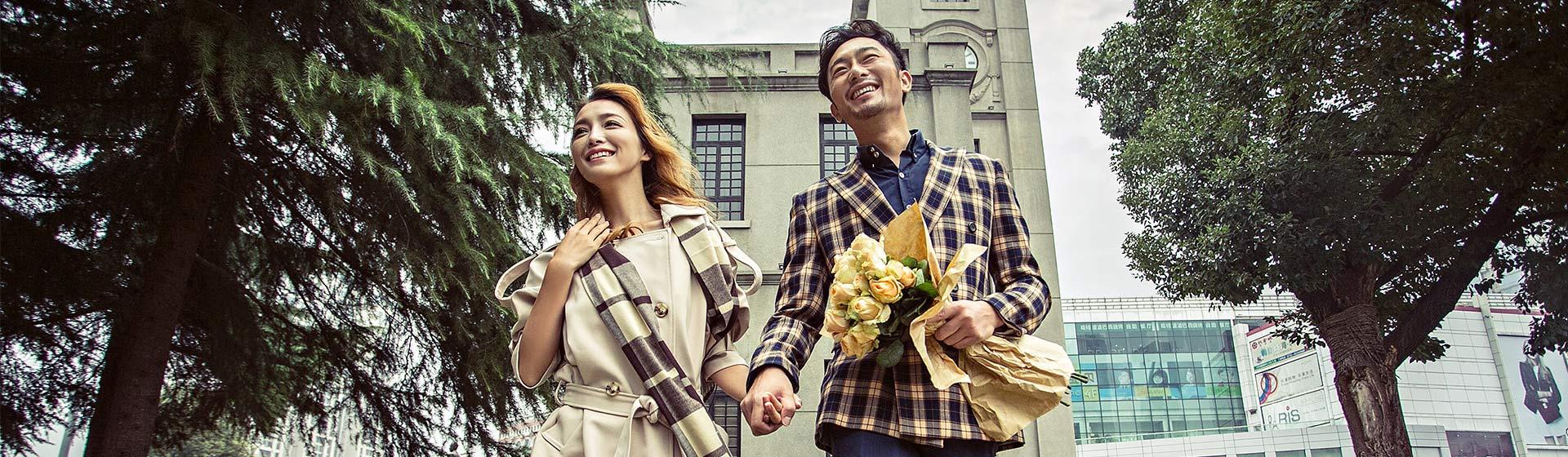 长沙婚纱照拍摄 城市旅拍