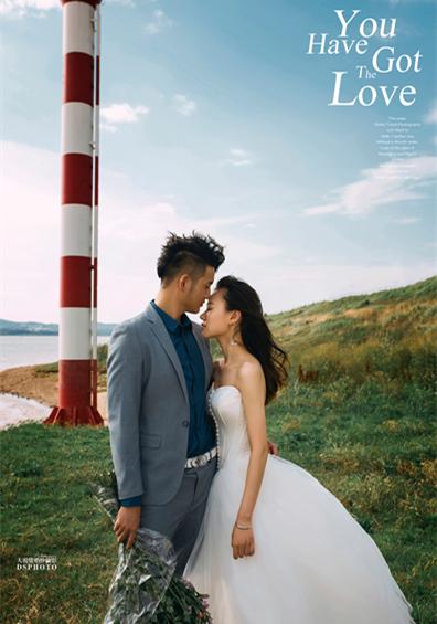 胡先生 & 汤小姐 婚纱照