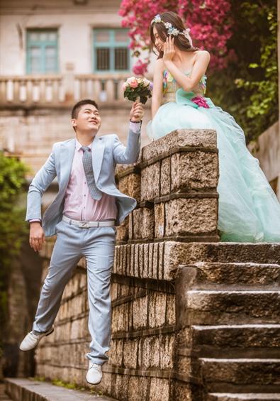 Mrs Zheng&Mr Chue