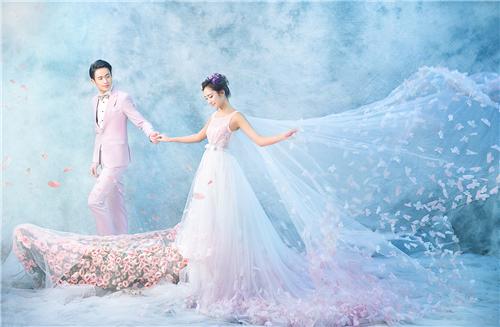拍长沙婚纱照该怎样和摄影师更好的互动