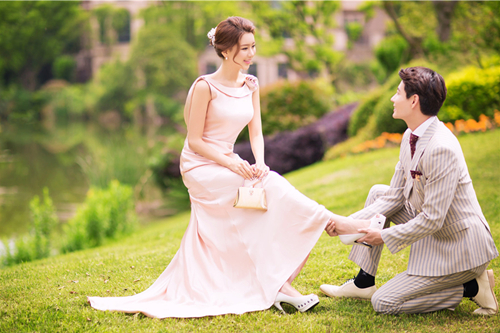 拍长沙婚纱照怎么选相册