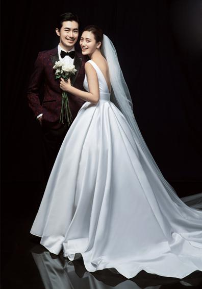 Mrs wang &Mr gao