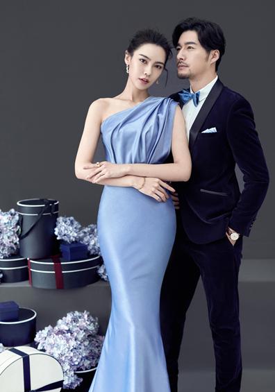 经典韩式系列婚纱照