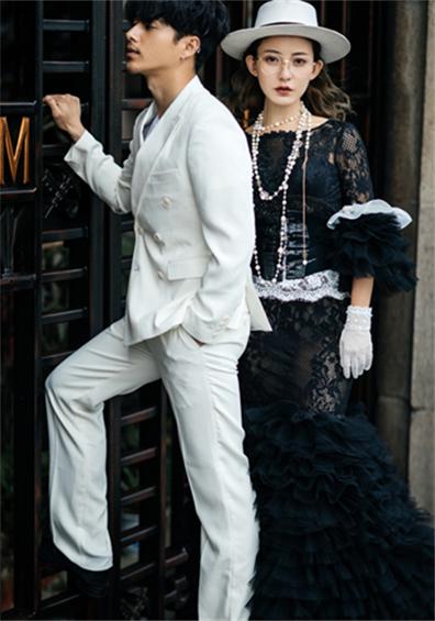 时尚街拍系列婚纱摄影