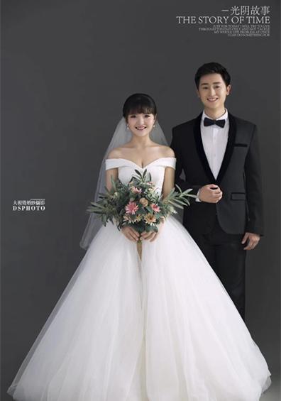 周先生 & 李小姐 婚纱照
