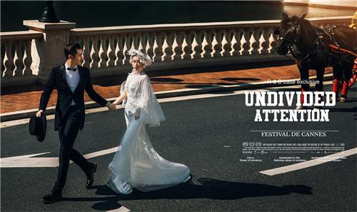 长沙拍婚纱照妆容如何更加精致?