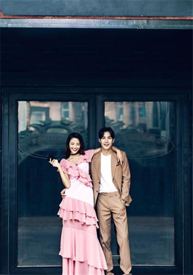 城市轻时尚街拍系列婚纱