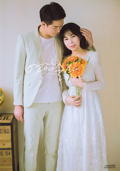 谭先生 & 覃小姐 婚纱照