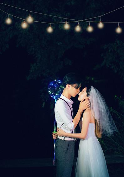 高先生 & 黄小姐 婚纱照