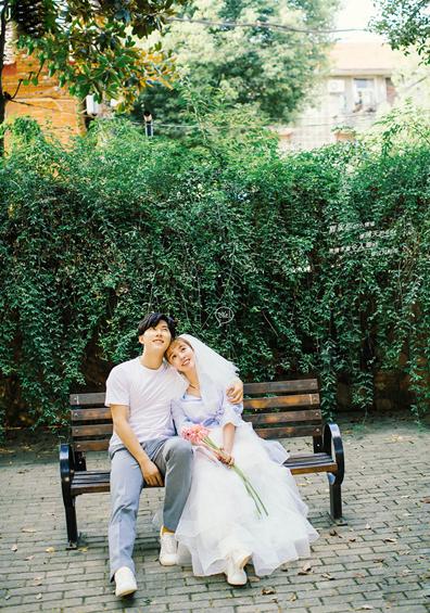 简约文艺系列婚纱摄影