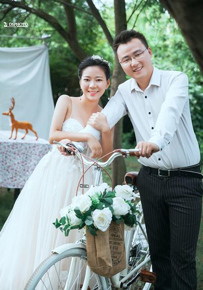 孔先生 & 周小姐 婚纱照