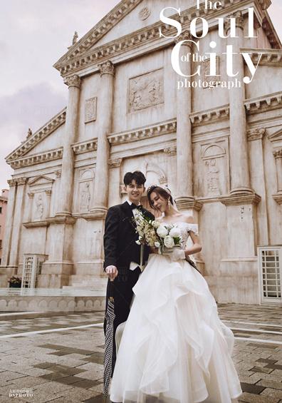 雷先生 & 李小姐 婚纱照