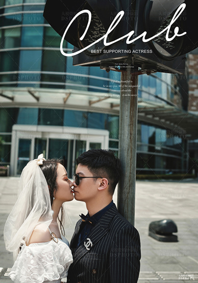 徐先生 & 陈小姐 婚纱照