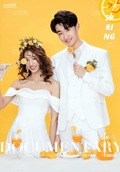 张先生 & 李小姐 婚纱照