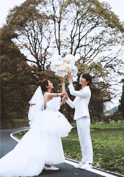 《告白气球》轻氧系列婚
