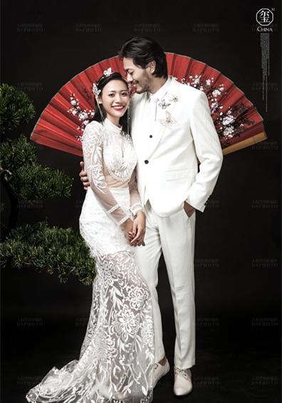 《玺》中国风系列婚纱照