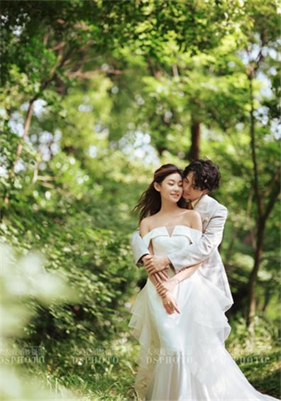 < 清新小森林 > 主题婚