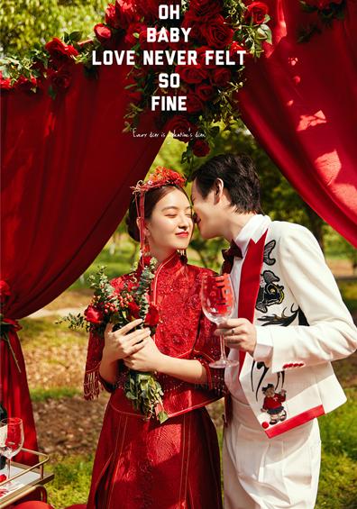 顾先生 & 孟小姐 婚纱照