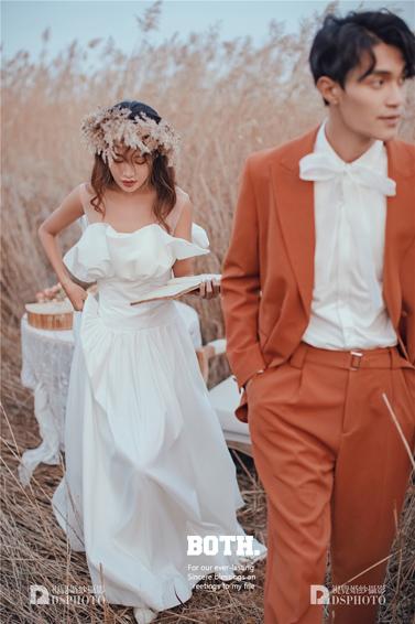 《清新文艺》系列婚纱照
