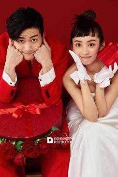 《浪漫韩式》系列婚纱照