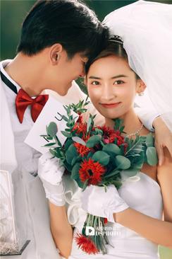 《唯美韩式》系列婚纱照