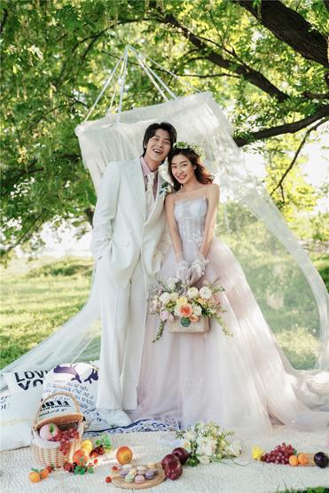 《文艺清新》系列婚纱照